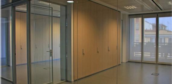 Z LAB_Test di Laboratorio su pareti divisorie_Misura dell'isolamento acustico per via aerea secondo norme UNI EN ISO 10140-2:2010